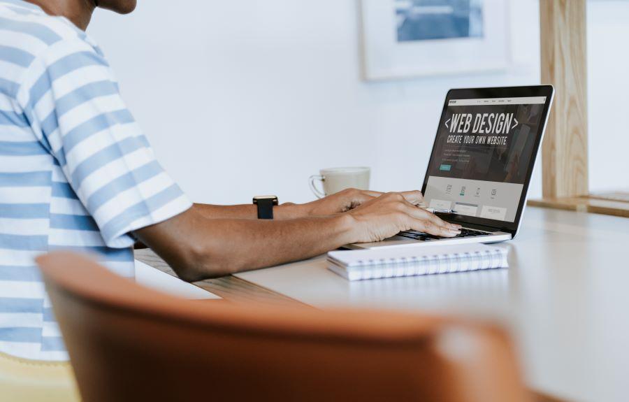 La realizzazione di siti web: un lavoro che richiede passione e competenza