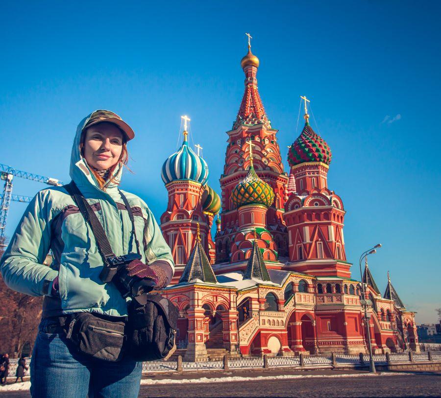 Visitare la Russia: la richiesta del visto