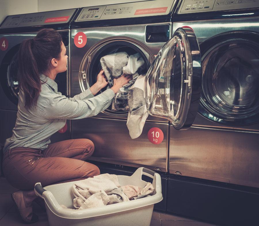 Perchè aprire una lavanderia a gettoni?