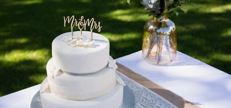 Basi in polistirolo per torte, indispensabili per scenografie chic