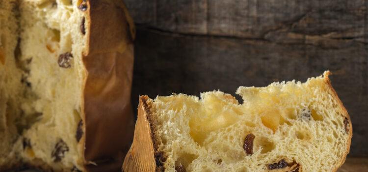 Panettone al pistacchio di Bronte, l'ideale per il tuo Natale