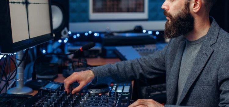 Studio di registrazione: innovazione e qualità per la tua musica