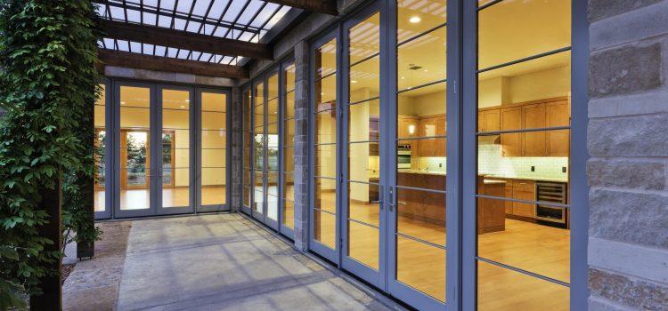 I serramenti in alluminio per la tua casa
